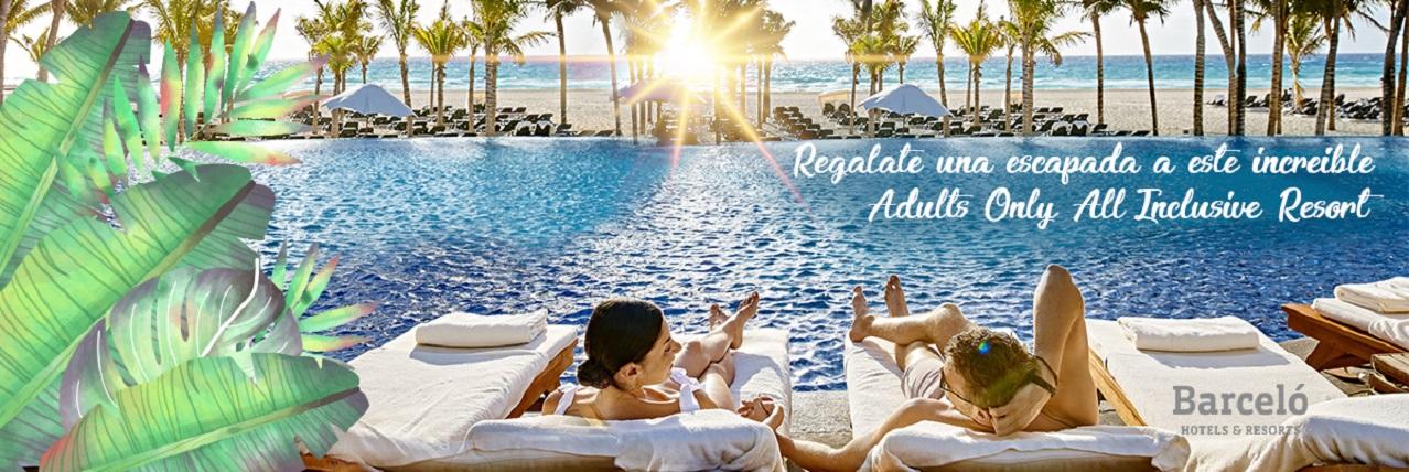 hoteles todo incluido caribe all inclusive